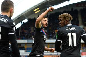 'tomkins for england' - crystal palace fans full of praise for defender after win at huddersfield town