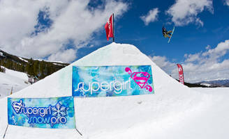 watch the supergirl snow pro contest at bear mountain live - if you can't make it to bear mountain, we've got the next best thing.