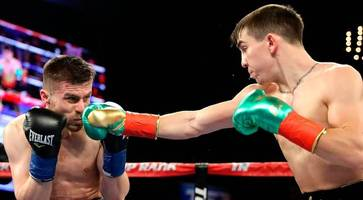 Michael Conlan's next stop Belfast after awesome win over Berna in Madison Square Garden