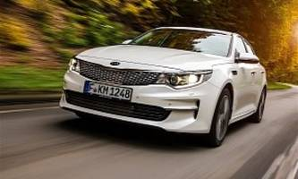 kia modifies optima to get top safety pick+ accolade from iihs