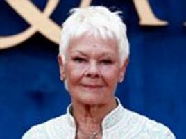 judi dench pulls out of russian film festival in london amid tension