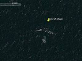 Australian claims to have tracked down flight MH370 on Google Earth