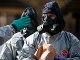 Nerve agent used to kill spy was not smuggled on plane, Russia says