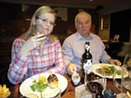 Sergei Skripal's daughter Yulia was dating a secret service agent