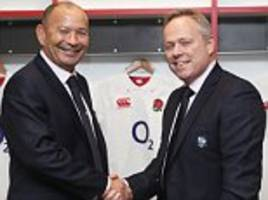 rfu chief steve brown in firing line for england's six nations flop