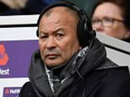 SIR CLIVE WOODWARD: How Eddie Jones can get England back on track
