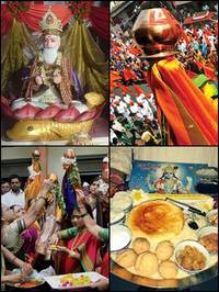 Festivals marking traditional New Year being celebrated across country