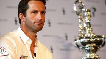 ben ainslie: america's cup skipper's ambition is to sail round the world