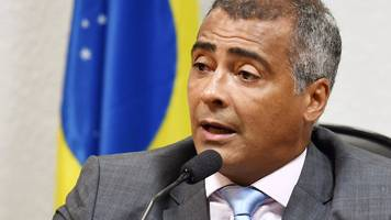 ex-brazil striker romario to run for governor in rio