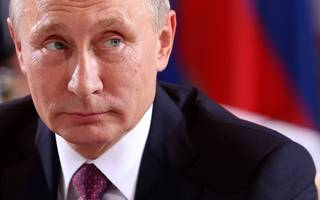 Vladimir Putin will continue to lead Russia after huge win, exit polls show