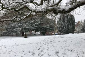 updated school closure list in wales due to snow on monday, march 19