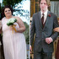 bridesmaid lost 49kg and five dress sizes after humiliating photo