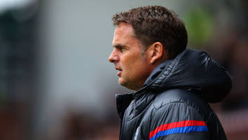 frank de boer claims he was 'stabbed in the back' by crystal palace players before his dismissal