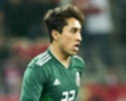 omar govea joins mexico squad with hopes of making 2018 world cup