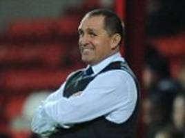 martin allen named manager of league two side barnet for fifth time