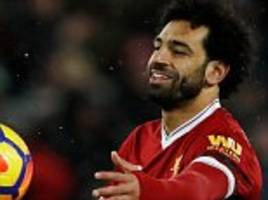 mo salah is on course for record 35 league goals this season
