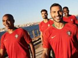 Portugal release new Nike home kit for 2018 World Cup