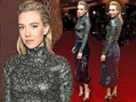 The Crown star Vanessa Kirby dazzles at the Empire Awards 2018