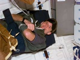 'holy shite, what am i seeing out here?': 7 astronauts reveal what it really feels like to live in space