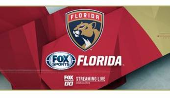 PROGRAMMING ALERT: Florida Panthers broadcast schedule change