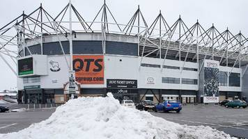 derby v cardiff: efl request 'observations' from clubs after postponement