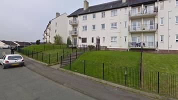 man arrested over attempted murder and assault in dumbarton