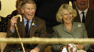 prince charles backs highland games schools pilot