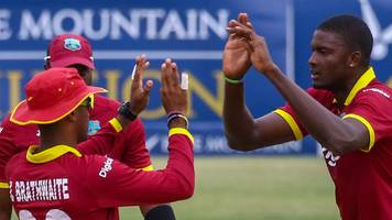 west indies beat zimbabwe to close on world cup place