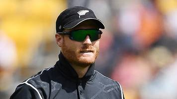 New Zealand v England: Martin Guptill added to Black Caps squad for first Test
