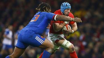 commonwealth games: wales sevens call-up for tipuric & amos