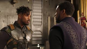 'black panther' holds the no. 1 spot for the 5th consecutive weekend