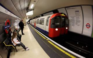 two tube lines part suspended with severe delays on the jubilee