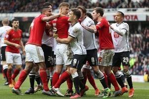 the day an unlikely hero earned all three points for derby county against arch rivals nottingham forest