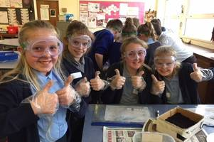 fossilised poo and woolly mammoths discovered by tivvy pupils