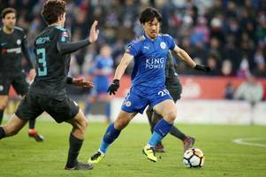 is leicester city star okazaki's world cup dream in tatters?