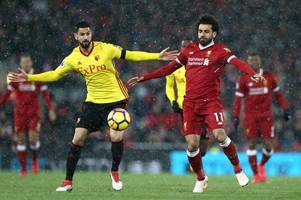 liverpool's mo salah humiliated watford's defenders - and this is how they're feeling now