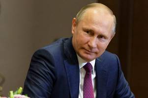 Vladimir Putin speaks out over claims Russia is behind Salisbury spy poisoning