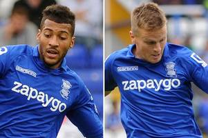 birmingham city and wolverhampton wanderers: the players that have graced molineux and st andrew's