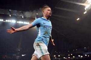 pfa player of the year odds: mo salah closing on kevin de bruyne for title