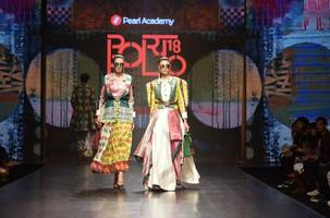 aifw showcases future of fashion at pearl portfolio 2018