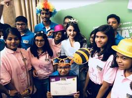 soha ali khan announces srija mallipudi as india's spelling champ of classmate spell bee season 10