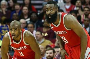 Chris Broussard reveals how the Houston Rockets are a 'serious threat' to Golden State