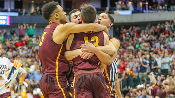 monday's hot clicks: march madness is underdog and upset central