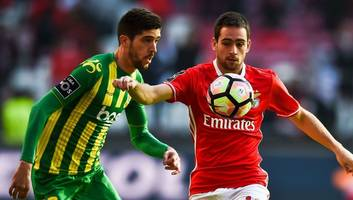 transfer tug of war: arsenal reportedly join manchester united in race to sign benfica starlet