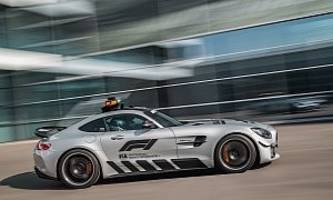 mercedes-amg gt r becomes formula 1's most powerful safety car