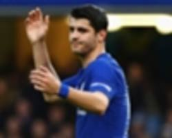 morata wasn't happy with spain snub, admits chelsea colleague alonso