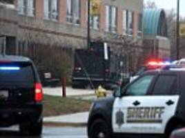 'Multiple injuries' after shooting at Maryland high school