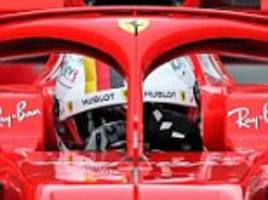 f1 assailed on two fronts by new halo safety device crisis