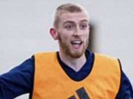 scotland's oli mcburnie admits it's his ambition to play for rangers