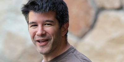 former uber ceo travis kalanick is officially back as the new chief executive of a real estate startup with 15 employees